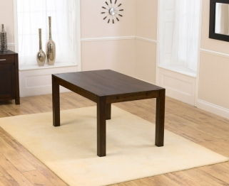 Mark Harris Verona Solid Dark Oak 150cm Dining Table
