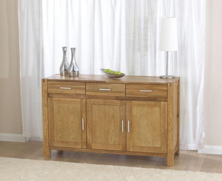 Mark Harris Verona Oak Sideboard