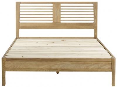 Mark Webster Ava Oak Bed