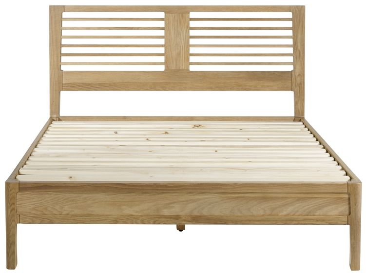 Mark Webster Ava Oak Bed