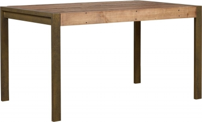 Mark Webster Barclay Pine Dining Table - Small Fixed Top