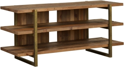 Mark Webster Barclay Pine TV Unit