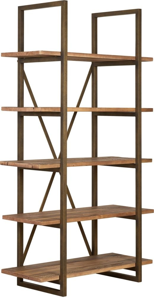 Mark Webster Barclay Pine Bookcase