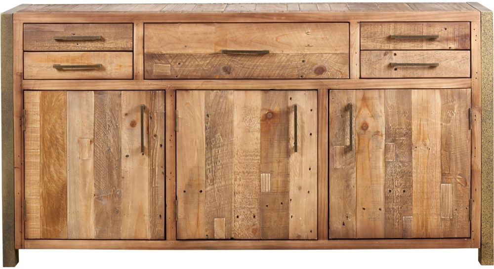 Mark Webster Barclay Pine Sideboard - Large