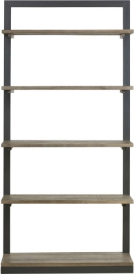 Mark Webster Barnyard Reclaimed Wood Tall Bookcase