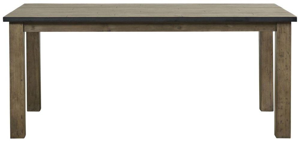 Mark Webster Barnyard Reclaimed Wood Rectangular Dining Table - 180cm