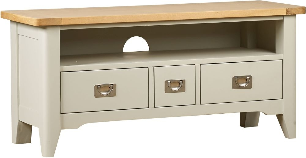 Mark Webster Bordeaux Painted TV Unit