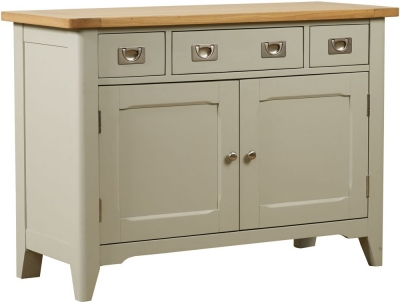 Mark Webster Bordeaux Sideboard - Oak and Grey