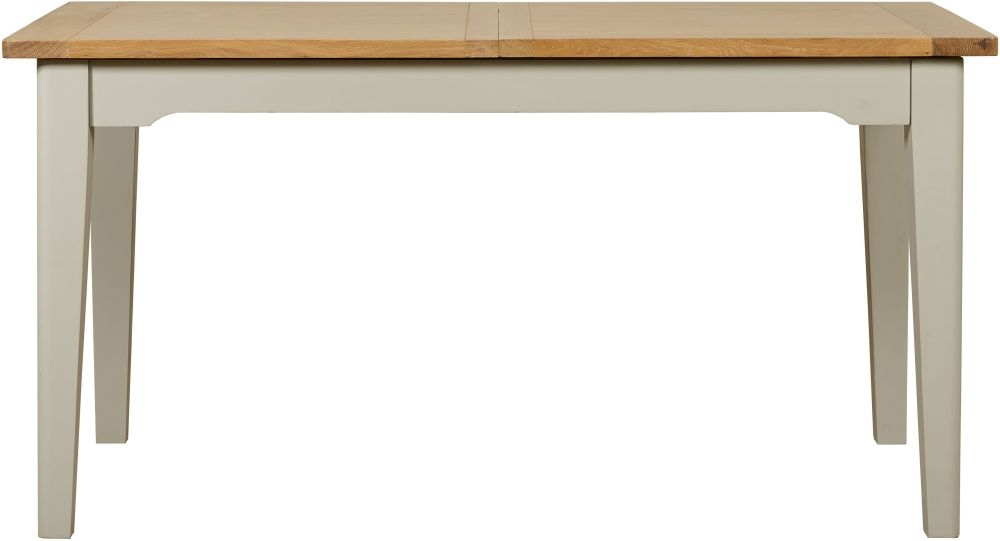 Mark Webster Bordeaux Extending Dining Table - Oak and Grey