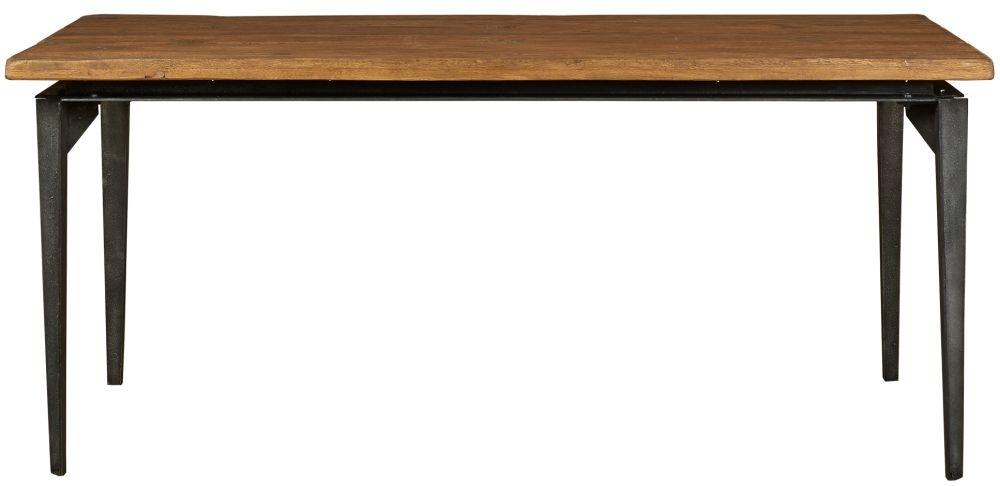 Mark Webster Brunel Oak Angled Leg Dining Table