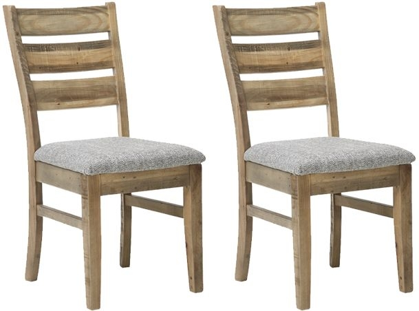 Mark Webster Campestre Rustic Dining Chair (Pair)