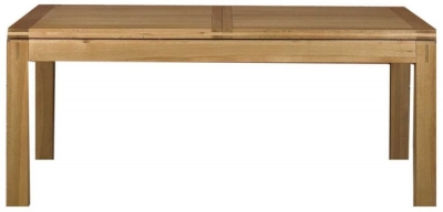 Mark Webster Canterbury Oak Dining Table - Large Extending