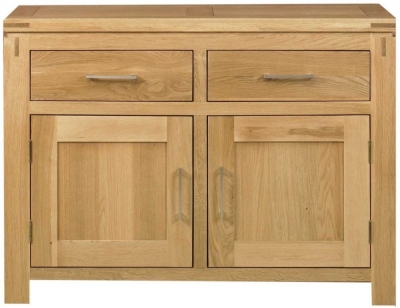 Mark Webster Canterbury Oak Sideboard - 2 Door
