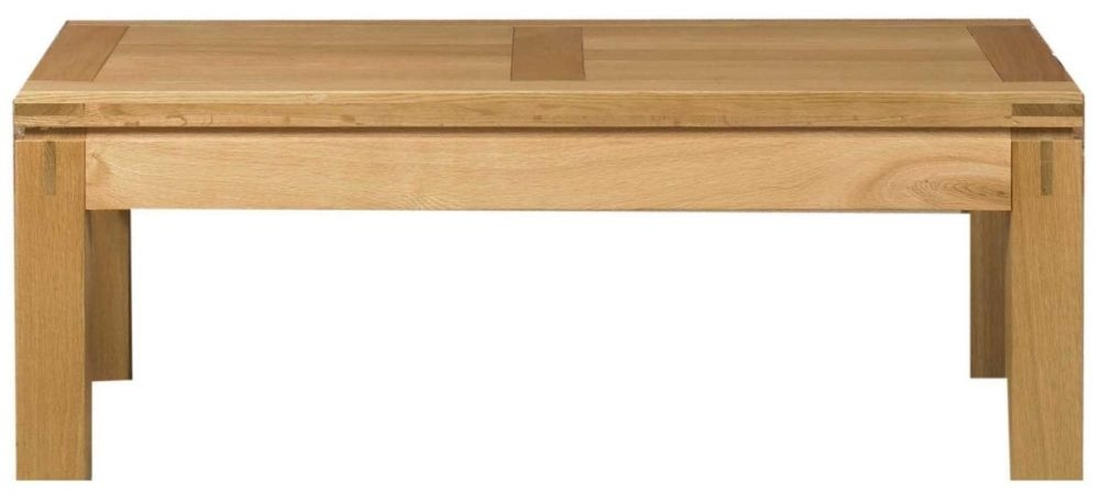 Mark Webster Canterbury Oak Coffee Table