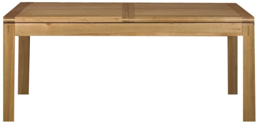 Mark Webster Canterbury Oak Dining Table - Small Extending
