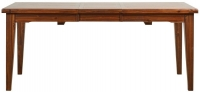 Mark Webster Chaucer Acacia Rectangular Extending Dining Table - 140cm-180cm