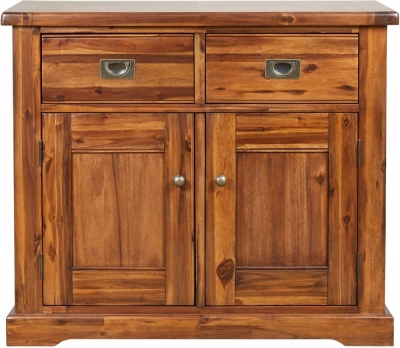 Mark Webster Chaucer Small Sideboard - 2 Door 2 Drawer