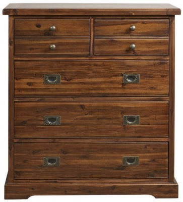 Mark Webster Chaucer Chest of Drawer - 2+3 Drawer