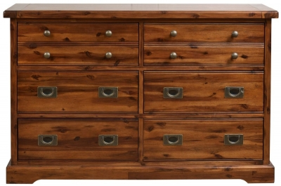 Mark Webster Chaucer Chest of Drawer - 6 Drawer Wide