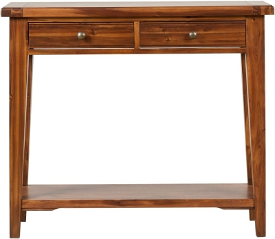 Mark Webster Chaucer Console Table with 2 Drawer