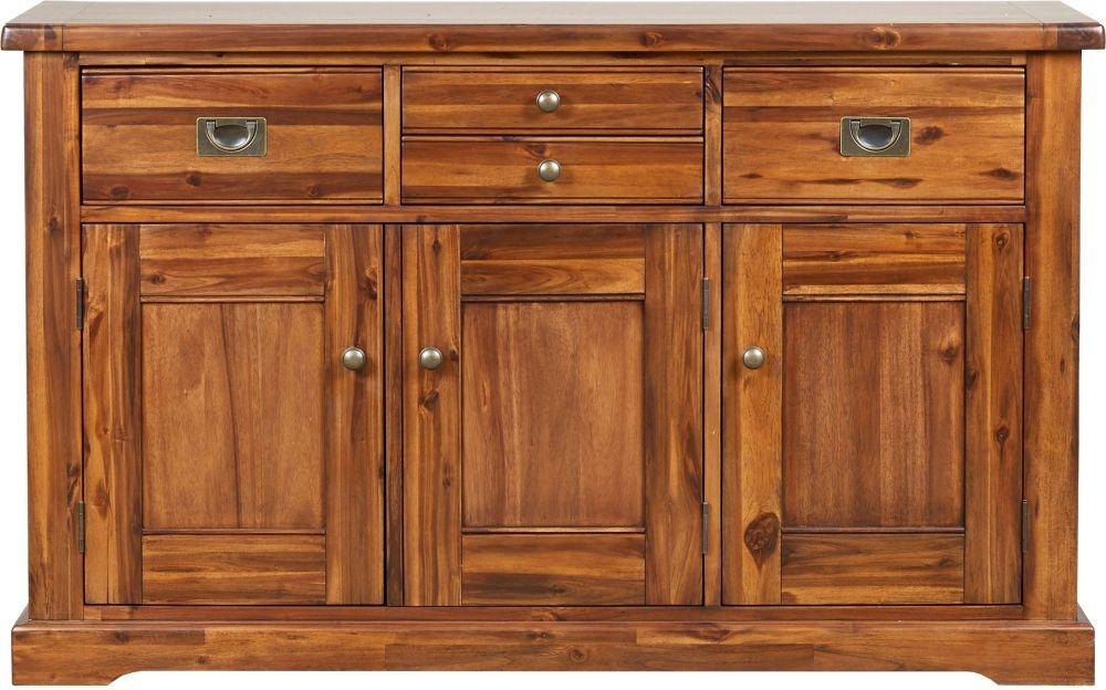 Mark Webster Chaucer Large Sideboard - 3 Door 3 Drawer
