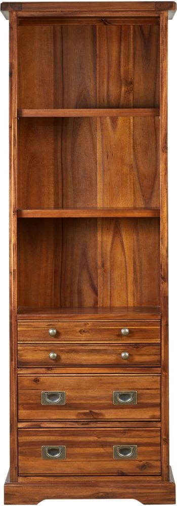 Mark Webster Chaucer Tall Bookcase with Drawer