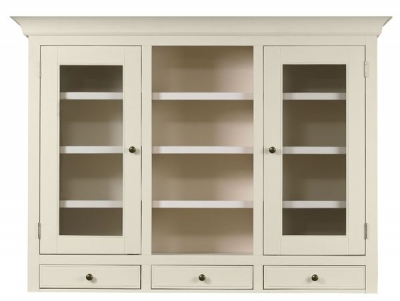Mark Webster Chiswick Painted Glazed Hutch - Large
