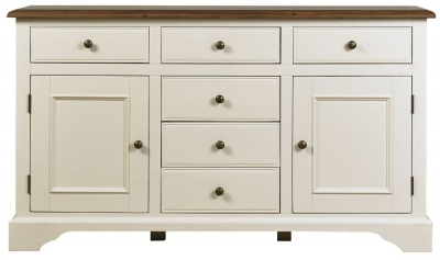 Mark Webster Chiswick Painted Sideboard - Large 2 Door 6 Drawer