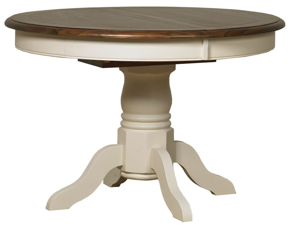 Mark Webster Chiswick Painted Dining Table - Round Extending