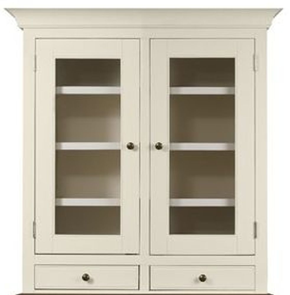 Mark Webster Chiswick Painted Glazed Hutch - Small