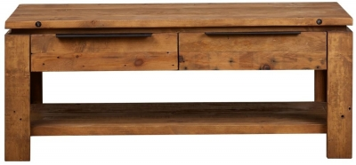 Clearance Mark Webster New York Coffee Table - 2 Drawer