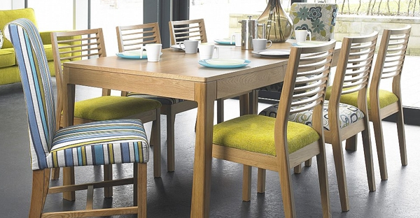 Mark Webster Dining Chairs