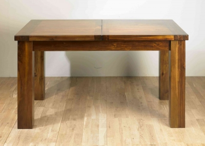 Mark Webster Kember Acacia Dining Table - Small Extending