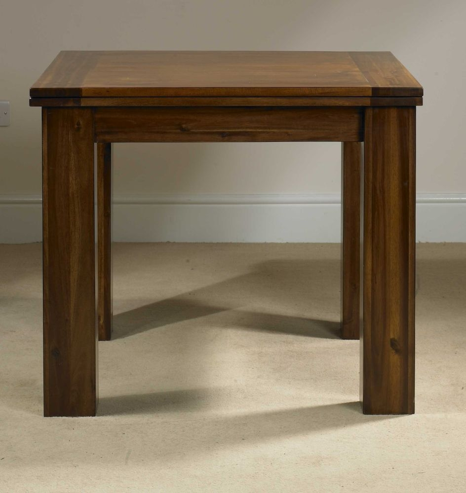 Mark Webster Kember Acacia Dining Table - Flip Top