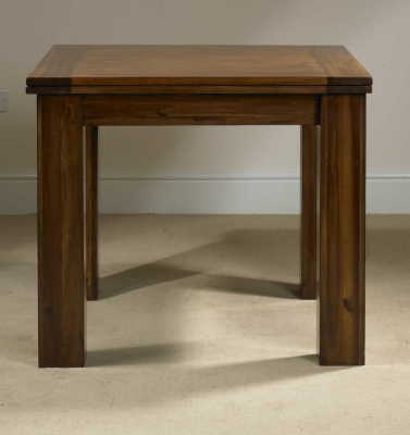 Mark Webster Kember Acacia Dining Table - Flip Top