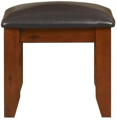 Mark Webster Kember Acacia Stool