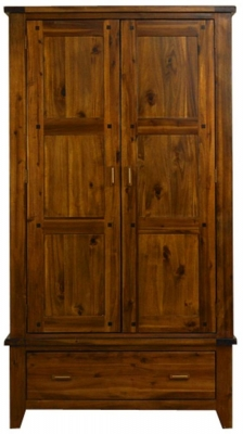 Mark Webster Kember Acacia Wardrobe