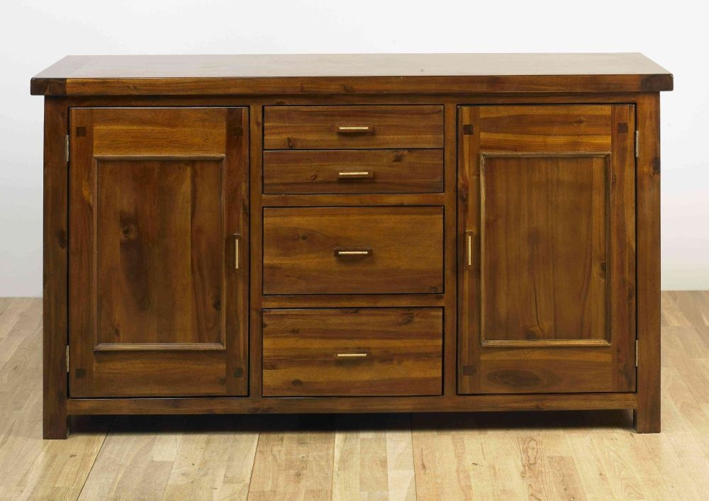 Mark Webster Kember Acacia Sideboard - Large