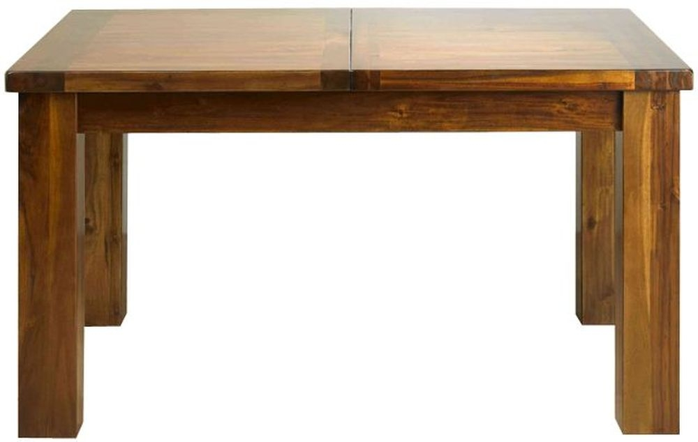 Mark Webster Kember Solid Acacia Extending Dining Table