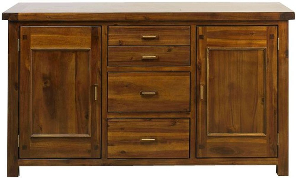 Mark Webster Kember Solid Acacia Wide Sideboard