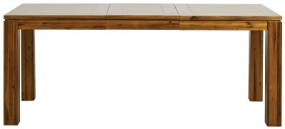 Mark Webster Kyoto Acacia Rectangular Extending Dining Table - 140cm-190cm