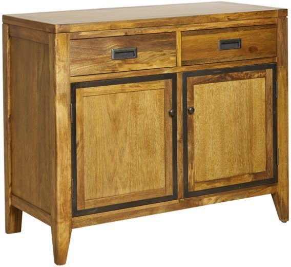 Mark Webster Lambourne Sideboard - Small 2 Door