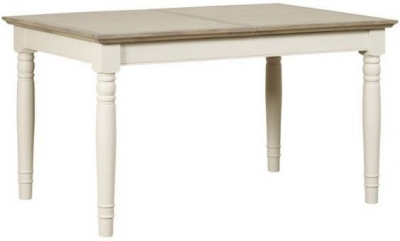 Mark Webster Lily Extending Dining Table - Grey Cashew