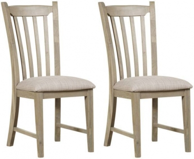 Mark Webster Lily Dining Chair (Pair) - Grey Cashew