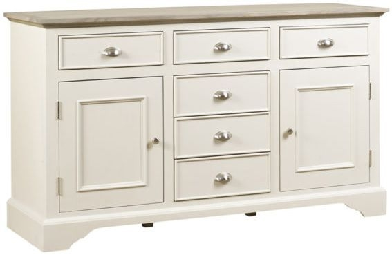 Mark Webster Lily Painted Sideboard - Large