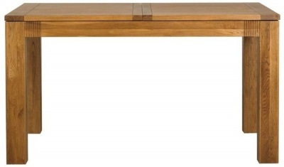 Mark Webster Linosa Oak Dining Table - Extending