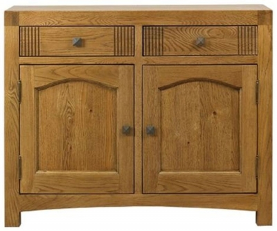 Mark Webster Linosa Oak Sideboard - Small