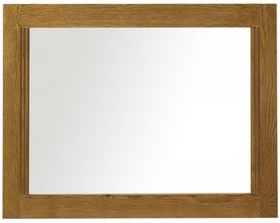 Mark Webster Linosa Oak Wall Mirror