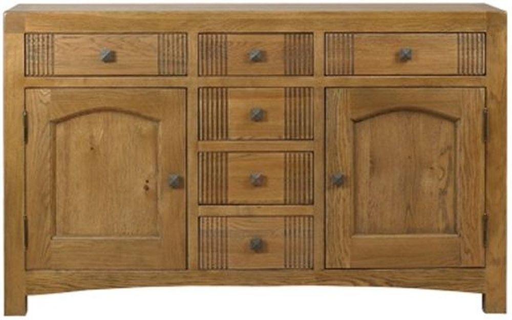 Mark Webster Linosa Oak Sideboard - Large