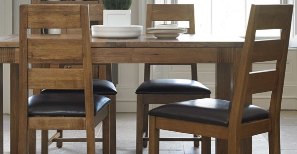 Mark Webster Linosa Oak Dining